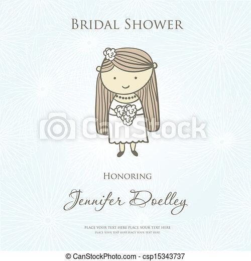 Bridal Shower Icon Bridal Shower or Wedding