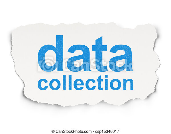 Data Clipart Data Collection Clipart