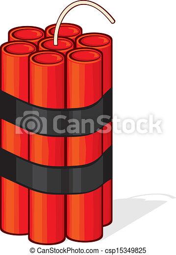 Clip Art Dynamite Clipart vector illustration of dynamite csp15349825 search clipart dynamite