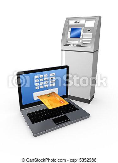 Banking concept. - csp15352386