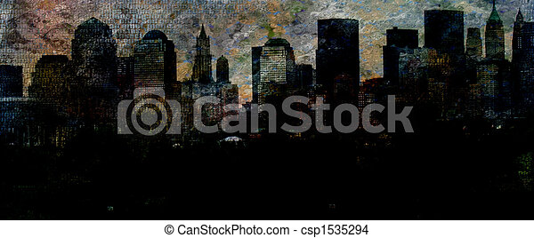 NYC - csp1535294