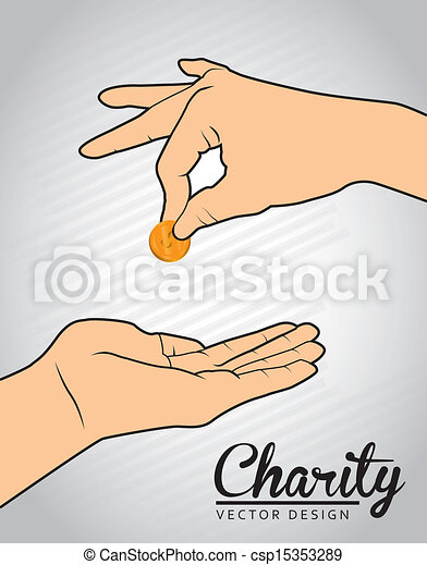 vector of charity design over gray background vector plaid clip art free pain clip art free