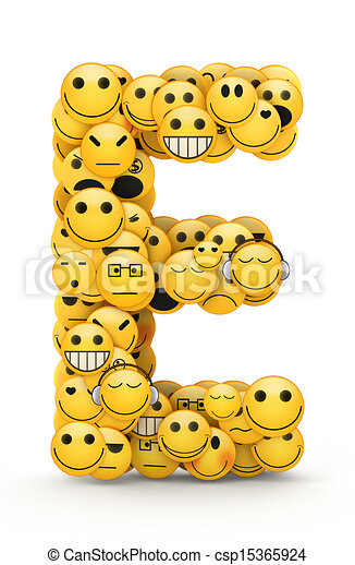 clip art of emoticons letter e letter e compiled from headphone icon vector free download Earbud Vector Free