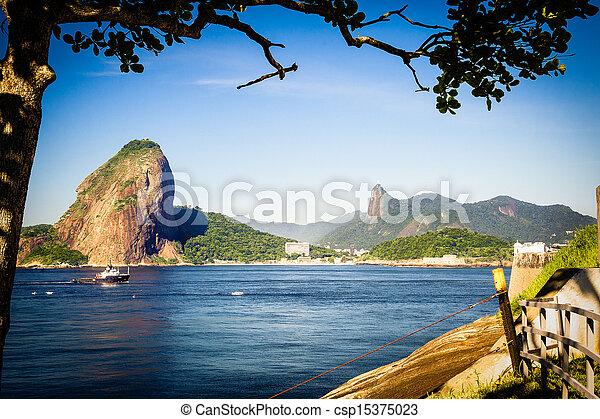 Sugarloaf Mountain - csp15375023