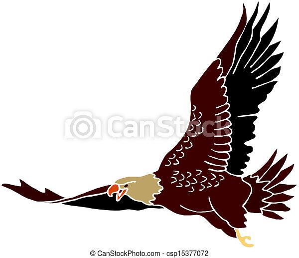 Flying eagle Vector Clip Art EPS Images. 5,665 Flying eagle ...