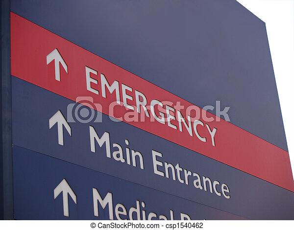 緊急時の 印 - csp1540462
