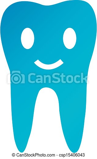 EPS Vector of Tooth graphic for dentist csp15406043 - Search Clip ...