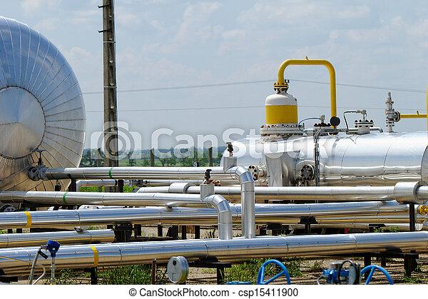 canos,  Industrial - csp15411900