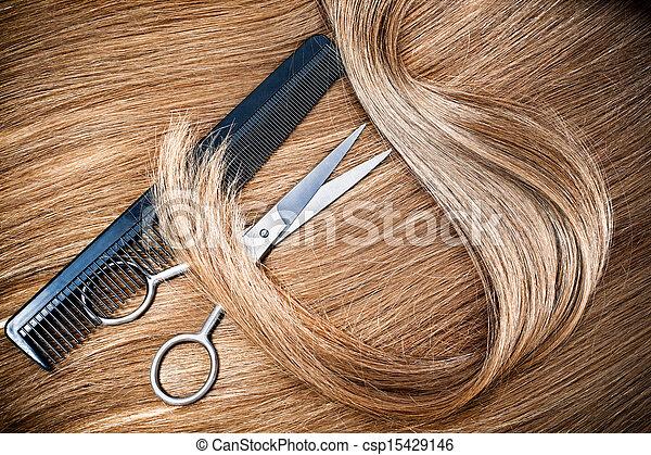 hairdressing - csp15429146
