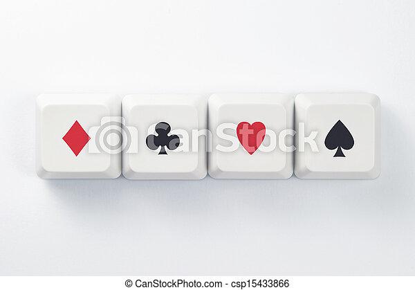 Online Gambling - csp15433866