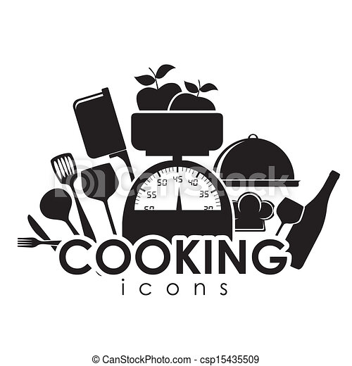 Cooking Icons 15435509