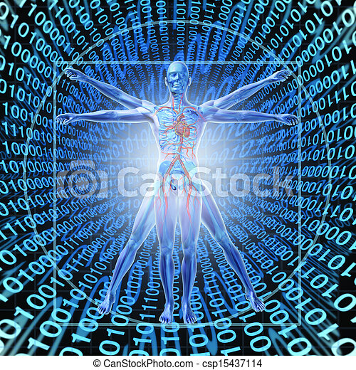 Medical Records Technology - csp15437114