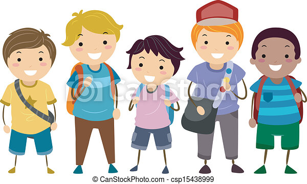eps vectors of age diversity boys illustration featuring Free Summer Clip Art Free Diversity Graphics