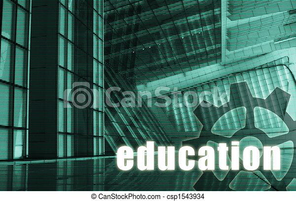 Education - csp1543934