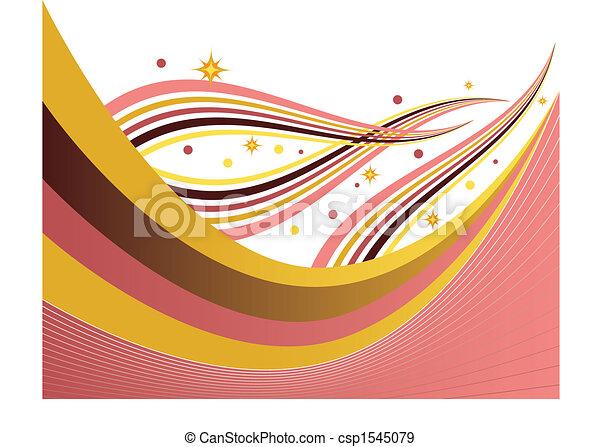 Salmon Swirl - csp1545079