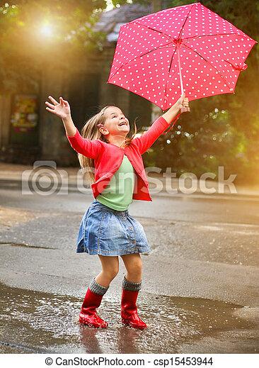 Afbeeldingsresultaat voor paraplu en laarzen