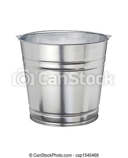 Aluminium emmer