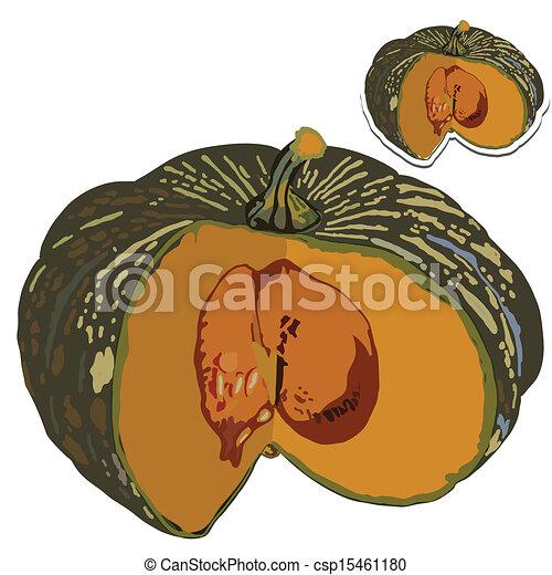 Pumpkin Seed Drawing Pumpkin With Seeds