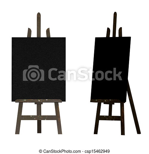Easel Illustrations and Stock Art. 3,113 Easel illustration and ...
