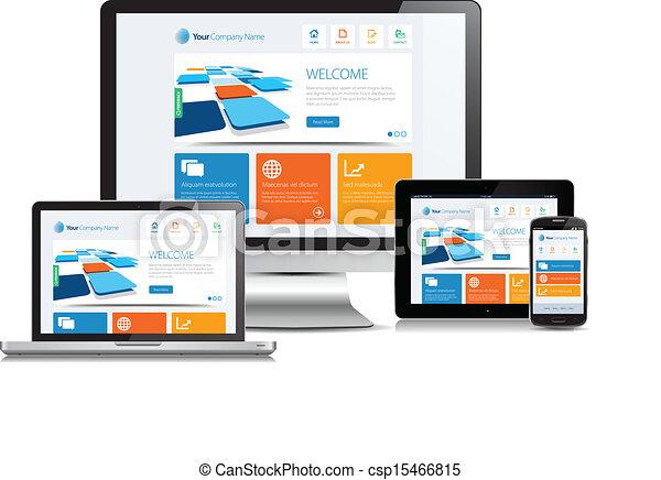 Responsive Design - csp15466815