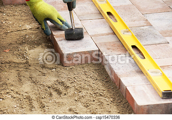 Setting paver - csp15470336