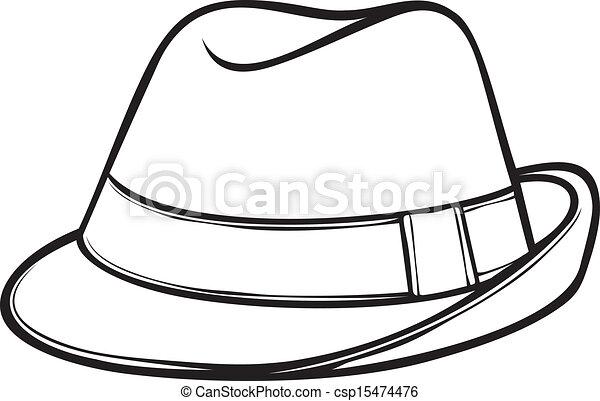 Vector Fedora Hat...450