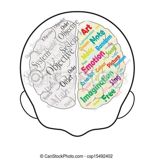 spraakcentrum hersenen links of rechts