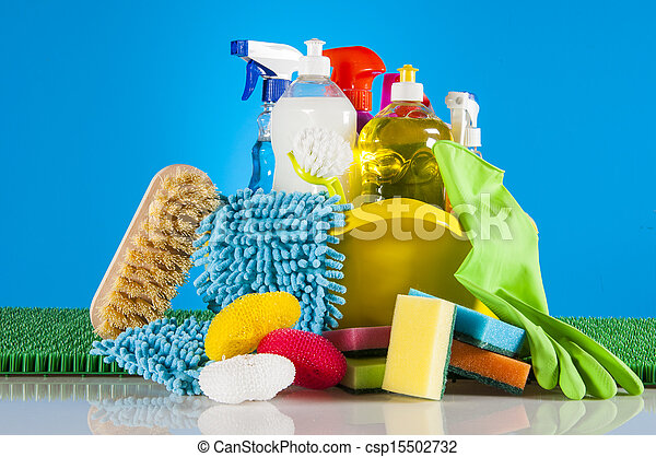 Washing, cleaning, saturated image
