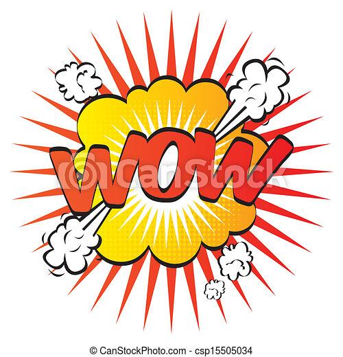 Clip Art Wow Clip Art wow vector clip art royalty free 5302 clipart eps pop por over white background vector