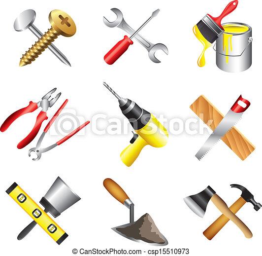 Herramientas Construccion Nombres Construcción Herramientas