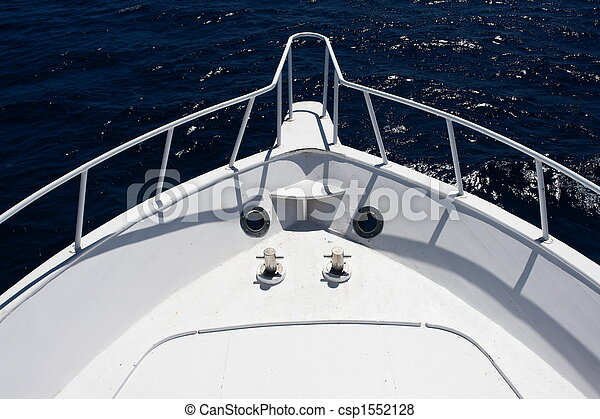 white ship boat in the red sea