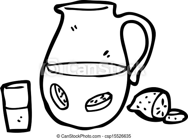 Vectors of lemonade cartoon csp15526635 - Search Clip Art ...