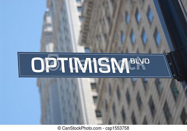 Optimism boulevard plaque - csp1553758