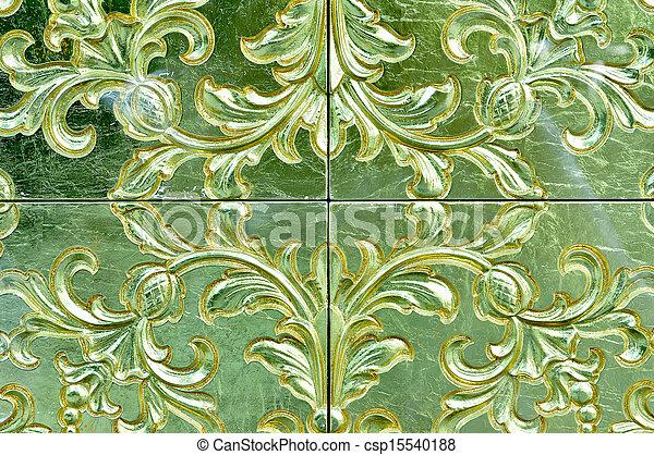 Plaatjes van muur versiering goud goud muur for Versiering goud