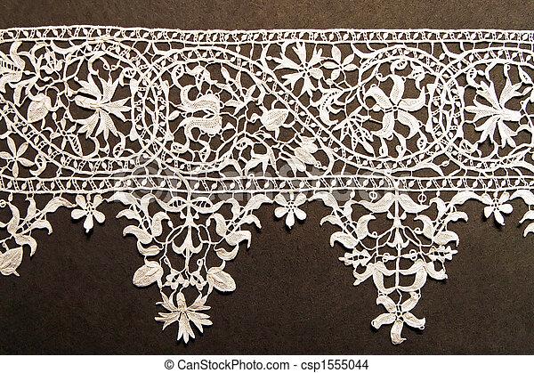 White needlework - csp1555044