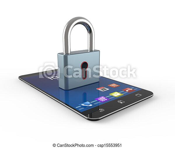Phone security - csp15553951