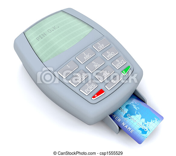 credit card transaction - csp1555529