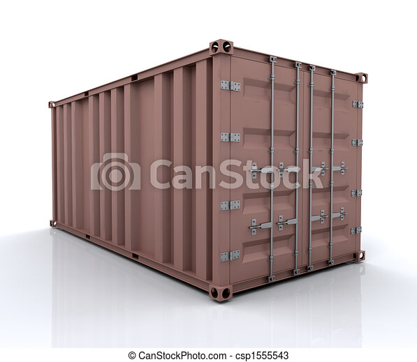 freight container - csp1555543