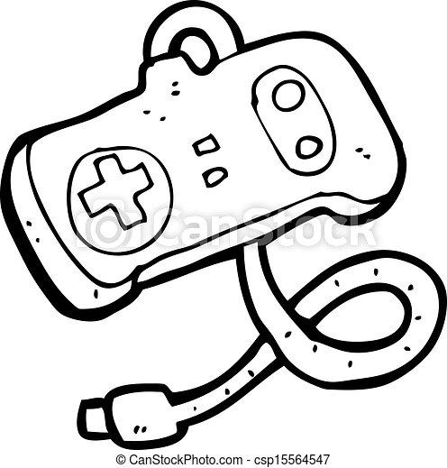 eps vector of cartoon game controller csp15564547 search video game remote control clipart video game remote control clipart