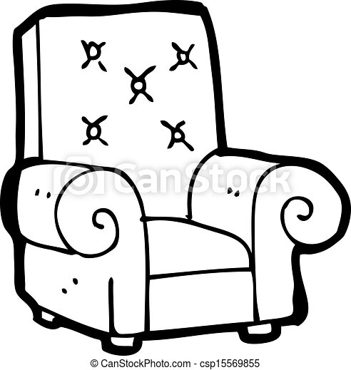 Armchair clipart - Clipground |Clipart Black Leather Chair