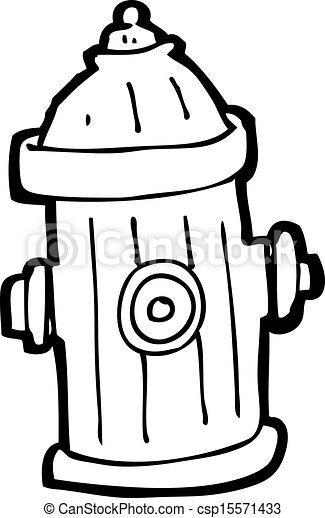 Clip Art Fire Hydrant Clipart vectors of cartoon fire hydrant csp15571433 search clip art vector hydrant