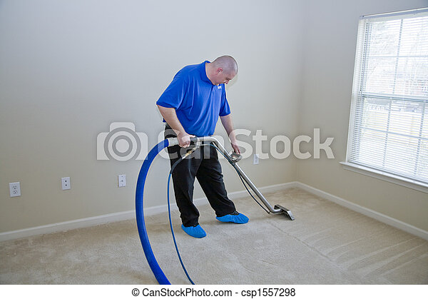 Carpet steam cleaning - csp1557298