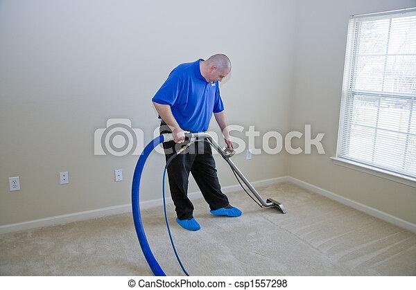 Carpet steam cleaning - csp1557298