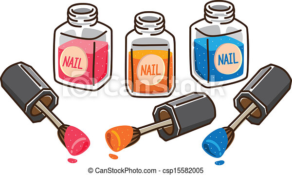 Nail polish Clipart Vector Graphics. 3,688 Nail polish EPS clip ...