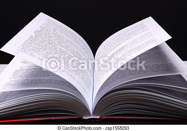 Open book - csp1558293