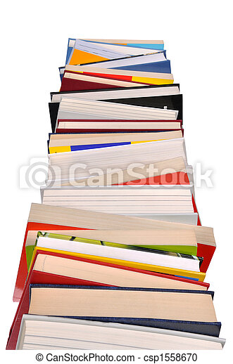 Books Stack - csp1558670