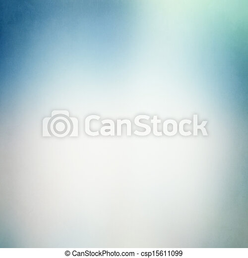 Abstract blue background - csp15611099