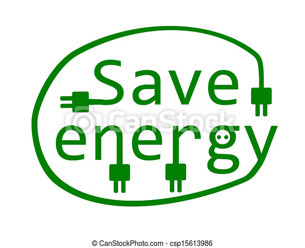 Clipart Energy Saving Save Energy Csp15613986