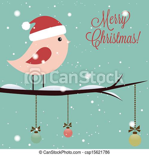 Merry Christmas - csp15621786