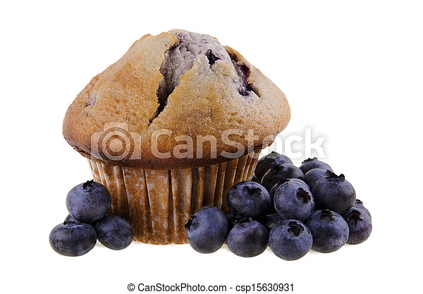 Blueberry Muffins Clipart Blueberry Muffin Csp15630931